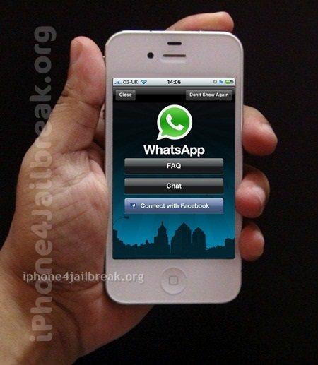 WhatsApp per iPhone 5