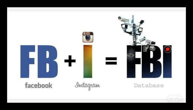 Facebook+ INstagram = fbi