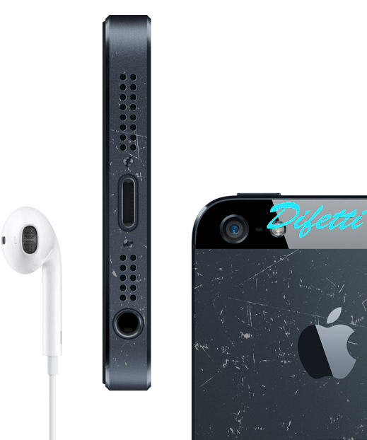 iPhone 5 difetti